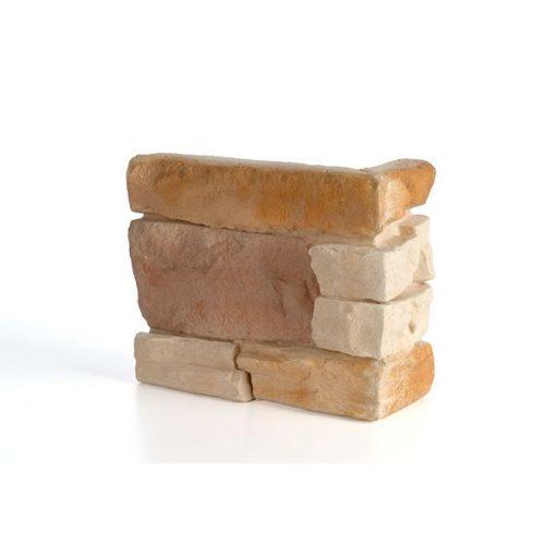 Tikal 81 kőhatású falburkolat sarokelem